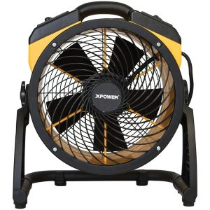 XPOWER FC-100 FC-100 Multipurpose 11-Inch Pro Air Circulator Utility Fan