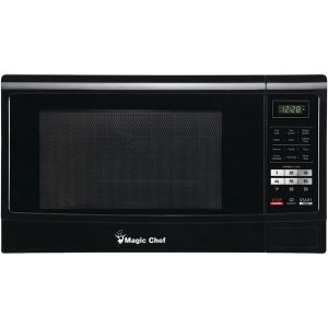Magic Chef MCM1611B 1.6 Cubic-Foot Countertop Microwave