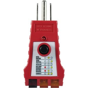 GE 50957 110 Volt-125 Volt GFCI Tester