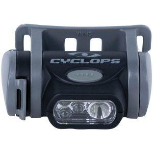 Cyclops CYC-TITANXP 185-Lumen Titan XP LED Headlight (Black/Gray)