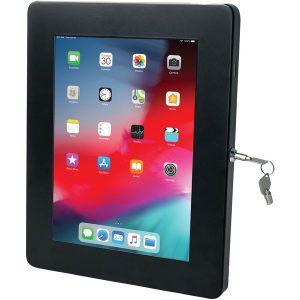 CTA Digital PAD-PARAW Premium Locking Wall Mount for Tablets (Black)