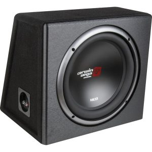 Cerwin-Vega Mobile XE12SV XED Series XE12SV Single 12-Inch Subwoofer in Loaded Enclosure