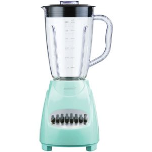Brentwood Appliances JB-220BL 50-Ounce 12-Speed + Pulse Blender