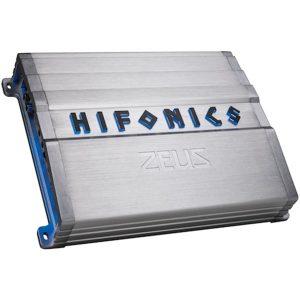 Hifonics ZG-1200.4 ZEUS Gamma ZG Series 1