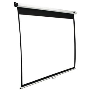 "Elite Screens M120XWH2 Manual Series Pull-down Screen (120""; 58.8"" x 104.6""; 16:9 HDTV Format)"