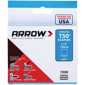 Arrow 50824 T50 Staples