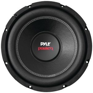 Pyle PLPW12D Power Series Dual-Voice-Coil 4ohm Subwoofer (12""