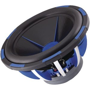 Power Acoustik MOFO-124X MOFO-X Series DVC 4ohm Subwoofer (12""