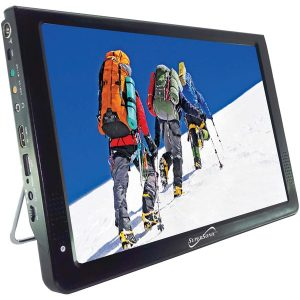 "Supersonic SC-2812 12"" Portable LCD TV"