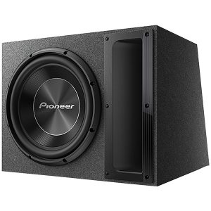 "Pioneer TS-A300B A-Series 12"" Preloaded Subwoofer System Loaded with TS-A300B"
