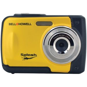 Bell+Howell WP10-Y 12.0-Megapixel WP10 Splash Waterproof Digital Camera (Yellow)