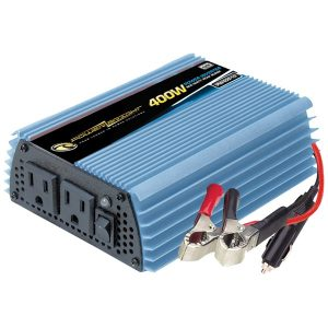 PowerBright PW400-12 12-Volt Modified Sine Wave Inverter (400 Watts)