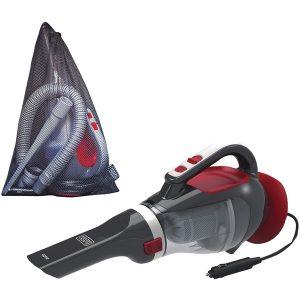 BLACK+DECKER BDH1220AV 12-Volt Auto Vacuum