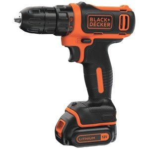 BLACK+DECKER BDCDD12C 12-Volt MAX* Cordless Lithium Drill/Driver
