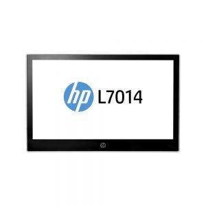 14 HP L7014 768p 16:9 Non-Touch Retail LED Monitor T6N31A8#ABA
