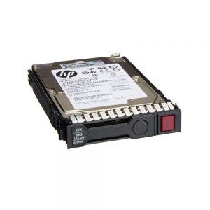 146GB HPE Dual Port Enterprise Hard Drive SAS 6GB/s 653950-001