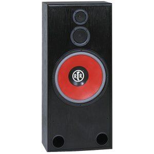 BIC America RTR1530 325-Watt 3-Way RtR Series Tower Speaker with Heavy-Duty 15-Inch Woofer