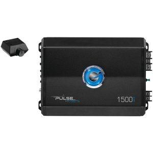 Planet Audio PL1500.1M Pulse Series Monoblock Class AB Amp (1