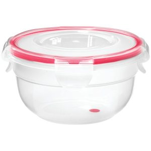 Lock&Lock by Starfrit 095102-006-0000 Lock&Lock Easy Match Round Container (16 Ounce)