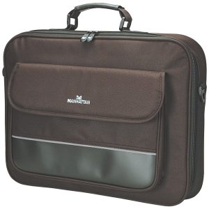 "Manhattan 421560 17"" Empire Notebook Computer Briefcase"