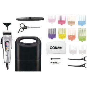 Conair HC408R 18-Piece Number Cut Haircut Kit