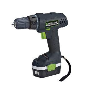 Genesis GCD18CSE 18-Volt Cordless Drill Driver
