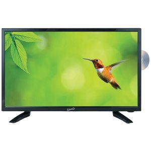 "Supersonic SC-1912 18.5"" 720p LED TV/DVD Combination"