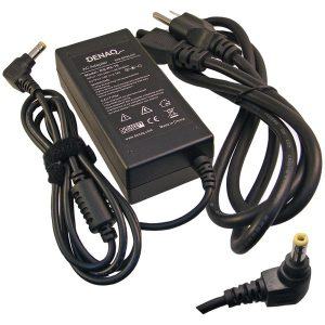Denaq DQ-PA-16-5525 19-Volt DQ-PA-16-5525 Replacement AC Adapter for Dell Laptops