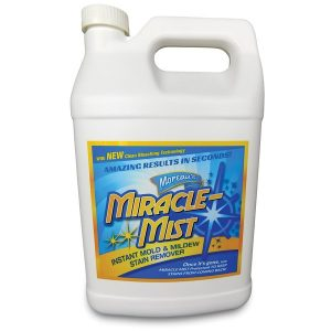 MiracleMist MMIC-1 Instant Mold and Mildew Stain Remover (1 Gallon)