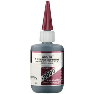 Install Bay IC-2000 Instant Rubber Tough Black Glue