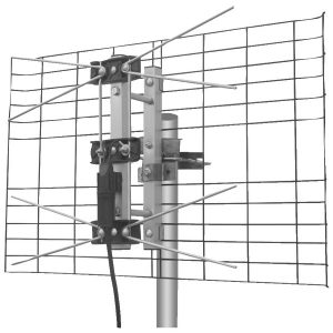 Eagle Aspen DTV2BUHF 2-Bay UHF Outdoor Antenna
