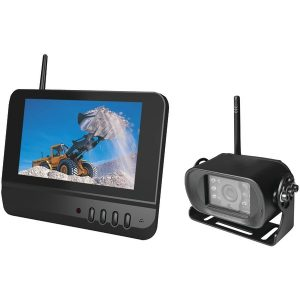 BOYO Vision VTC700R VTC700R Wireless Vehicle Backup System with Digital 7-Inch Monitor and Backup Camera