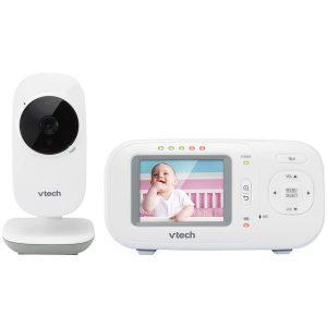 "VTech VM2251 2.4"" Full-Color Digital Video Baby Monitor & Automatic Night Vision"