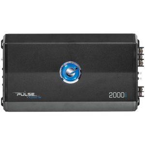 Planet Audio PL2000.1M Pulse Series Monoblock Class AB Amp (2