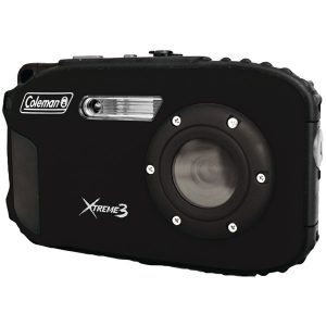 Coleman C9WP-BK 20.0-Megapixel Xtreme3 HD Video Waterproof Digital Camera (Black)