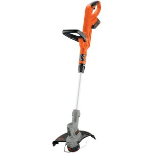 BLACK+DECKER LST300 20-Volt MAX* Lithium String Trimmer & Edger with 2-Amp Battery