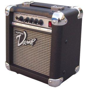 "Pyle Pro PVAMP20 Vamp Series Amp (6"" Speaker; 20 Watt)"