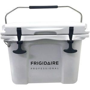 Frigidaire Professional FXHC2201-POLAR 22-Quart EXTREME Rotomolded Hard Cooler with Bottle Opener & Handle