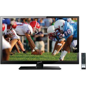 "Supersonic SC-2411 24"" 1080p LED TV"