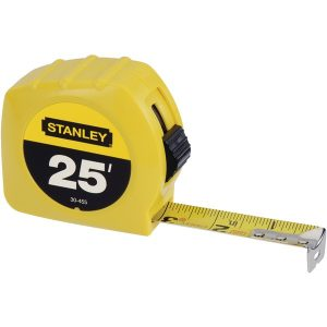 STANLEY 30-455 Tape Measure (25ft)