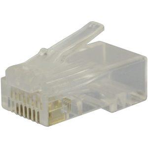 DataComm Electronics 20-5706 CAT-6 RJ45 Molded Plugs