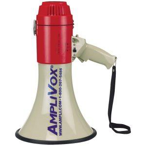 AmpliVox S602 Mity-Meg 25-Watt Megaphone