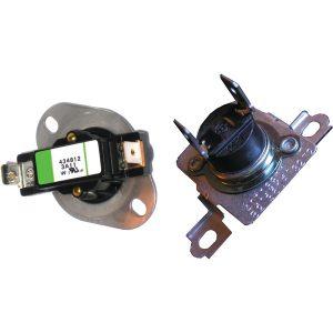 NAPCO 279973 Dryer Thermostat & Fuse Kit (Whirlpool 279973)