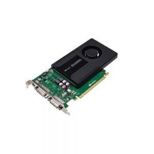 2GB Lenovo Quadro K2000D Dual DVI Mini DisplayPort PCI Express x16 GDDR5 03T8316 Graphics Card