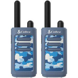 Cobra HE150B HE150B 16-Mile 2-Way Radios (Blue)