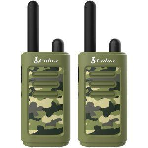 Cobra HE150G HE150G 16-Mile 2-Way Radios (Green)