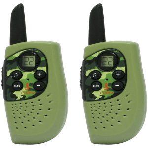 Cobra HE130G HE130G 16-Mile 2-Way Radios/Walkie Talkies (Green/Camo)