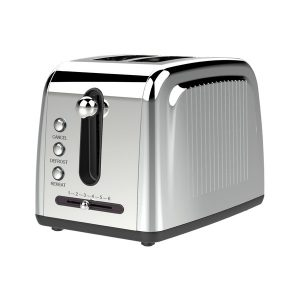 Brentwood Appliances TS-226S Extra-Wide-Slot 2-Slice Toaster
