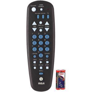RCA RCR300TE 3-Device Universal Remote