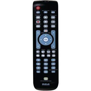 RCA RCRH03BE 3-Device Backlit Universal Remote